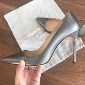 Manolo Blahnik BB 105mm Heels Pumps Shoes